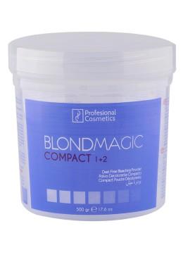 BLONDMAGIC BLUE / WHITE 500ml