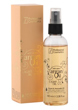 LIGHT ARGAN OIL 100ML
