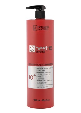 BEST 10 HAAR SHAMPOO for intensive repair 1000ml