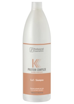 CURLY HAIR PROTEIN SHAMPOO 250ml