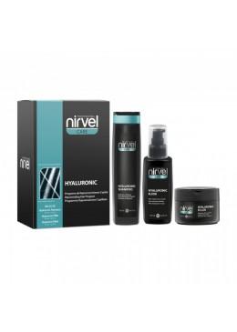 Pack Hyaluronic   1 shampoo + 1 filler + 1 elixir