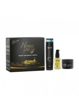 Argan HomeSpa Pack  1 Argan Fluid 30ml + 1 Argan Mask 200ml + 1 Argan Shampoo grel 250ml