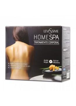 Home Spa Body Pack 1 Tonico + 1 exfoliante corporal + 1 aceite corporal